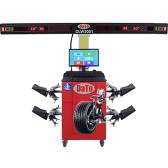 3D WHEEL ALIGNMENT - ROOF MOUNTABLE