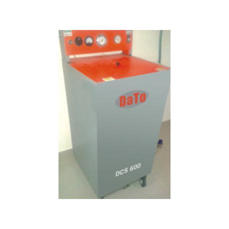 coolant flushing machine