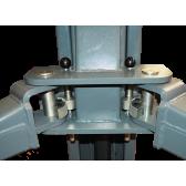 LJCB2035 - 3.5 Tons Base Plate Two Post Lift