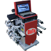 DHW8001M- PORTABLE HEAVY WHEEL ALIGNMENT SYSTEM PORTABLE HEAVY WHEEL ALIGNMENT SYSTEM