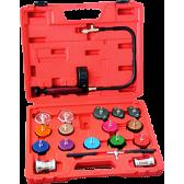 COOLING SYSTEM & RADIATOR CAP PRESSURE TESTER - DSA3309